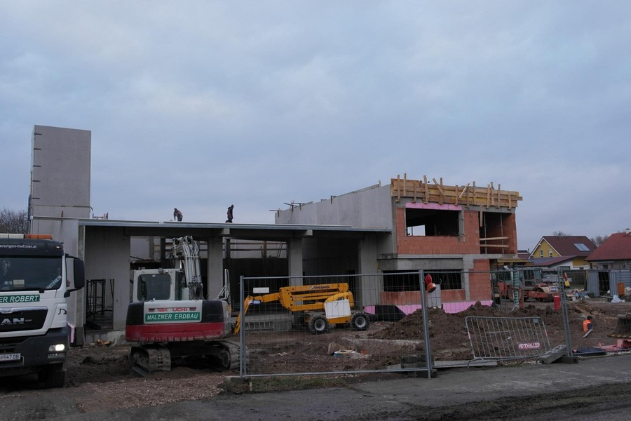 Baubericht KW 47