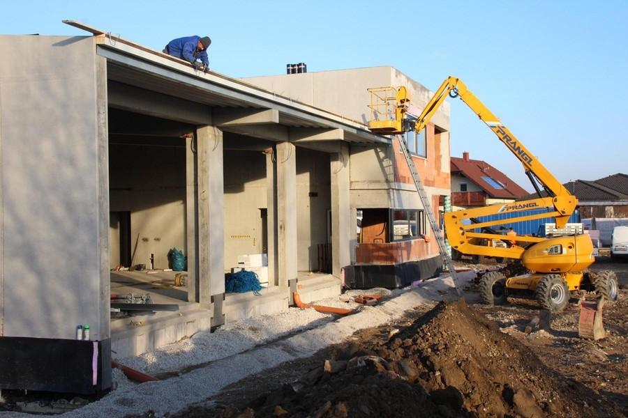 Baubericht KW 48
