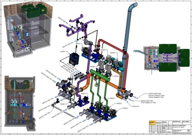 Hydrosnow ist Profi für Planung und Projektierung