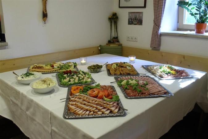 Nur mehr Catering, kein Gaststättenbetrieb!