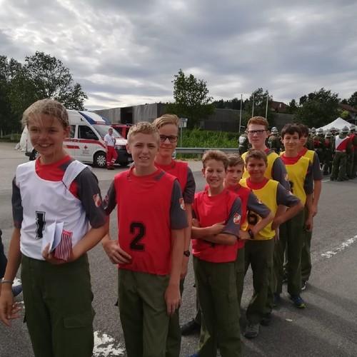 Bewerbsgruppe (Freiwillige Feuerwehr Holzhausen)