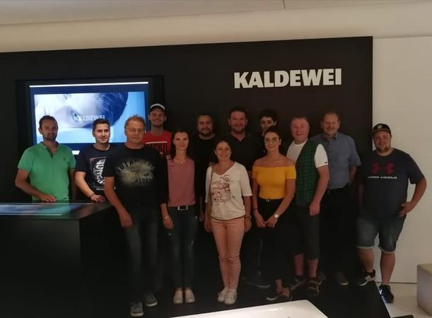 Betriebsausflug - Firma Kaldewei
