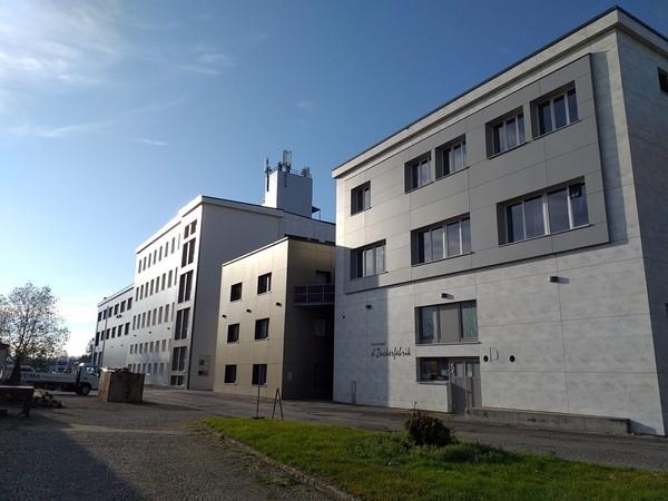 Zuckerfabrik Enns