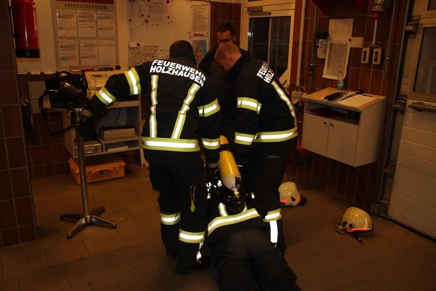 Schulung: Atemschutznotfälle