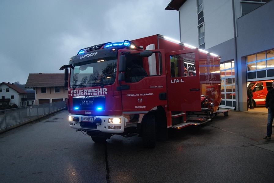 Besichtigung LFA-L Tarsdorf