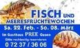 Fisch- und Meeresfrüchtewochen im Gasthaus Pree