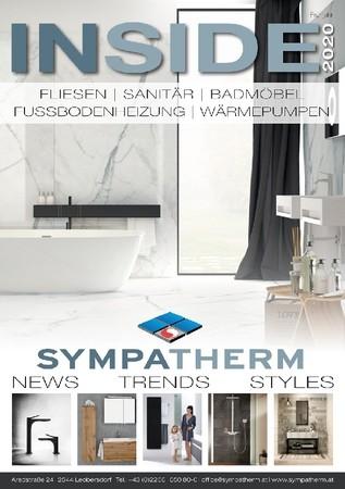 Sympatherm INSIDE - Die Neue Ausgabe 2020