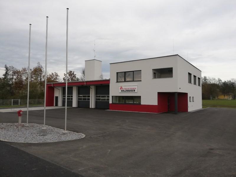 Feuerwehrhaus-NEU wartet auf Übersiedlung