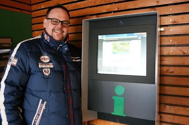 Inbetriebnahme der Gemeindeausstellung Weerberg