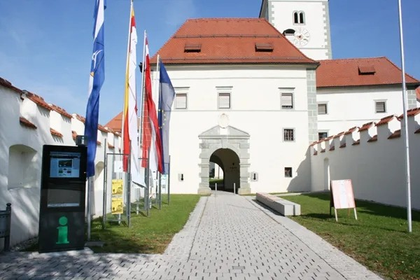 Inbetriebnahme der Gemeindeausstellung Eberndorf