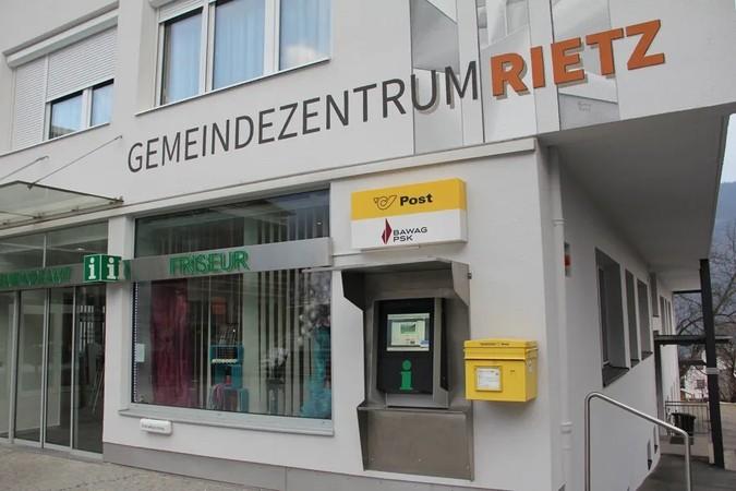 Inbetriebnahme der Gemeindeausstellung Rietz