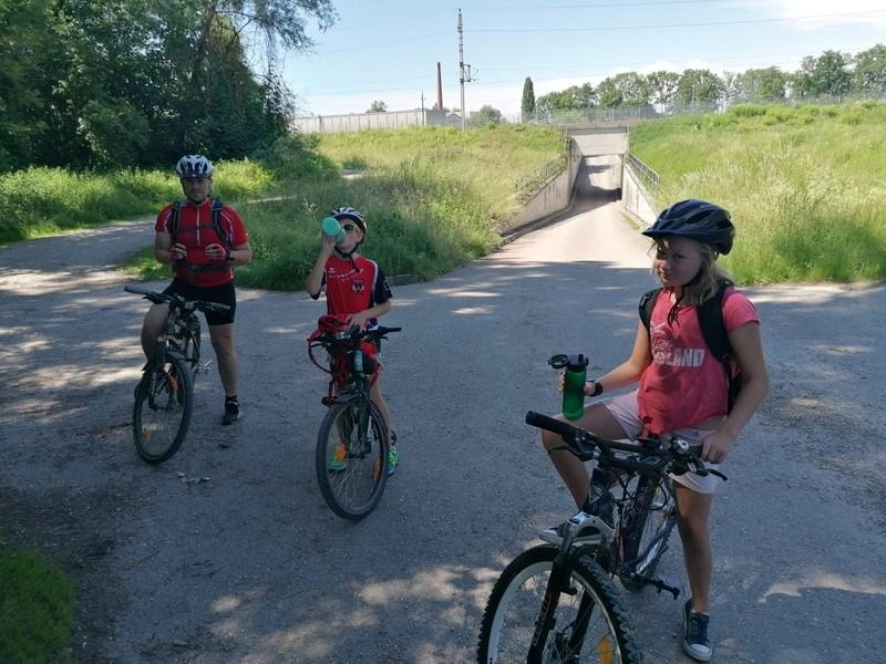 FJ: Radtour