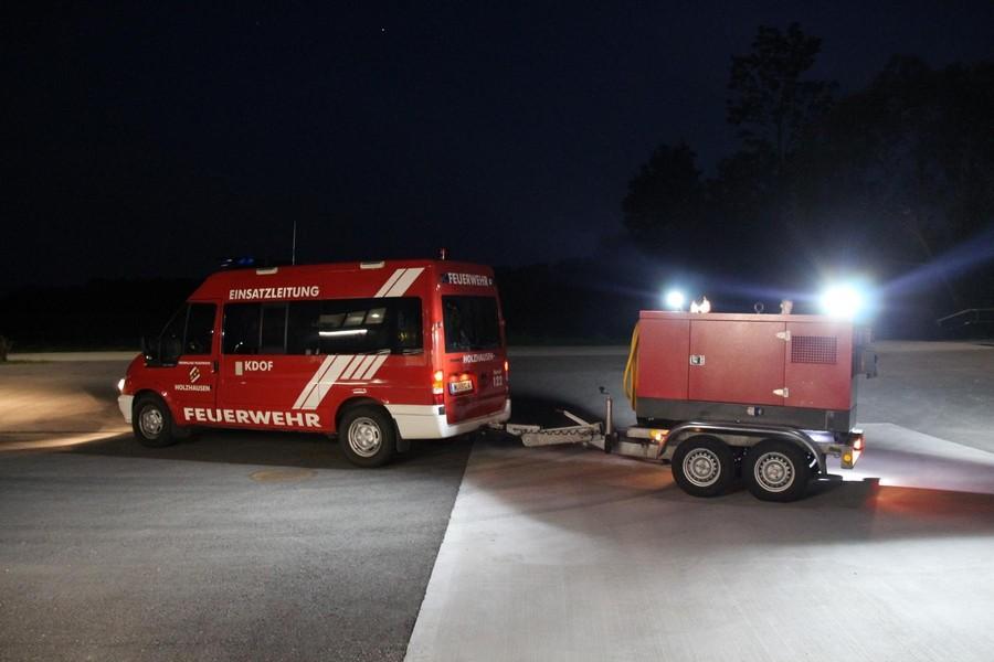 Notstromanhänger - Umbau