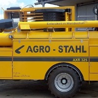 AGRO STAHL AXR 325