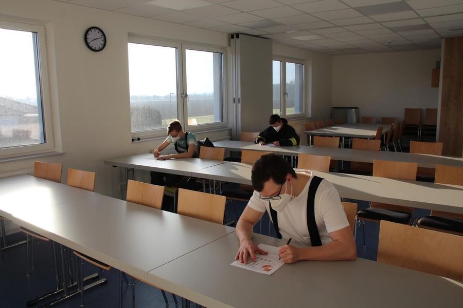 Abschlussübung Grundausbildung
