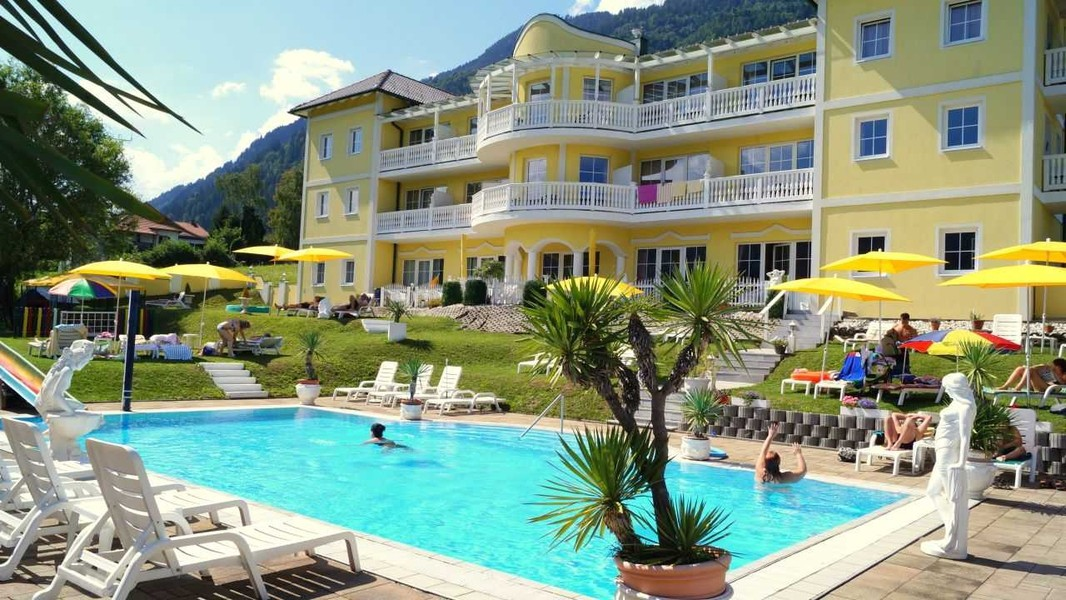 Familienurlaub Ossiacher See        11.-16. Juli 2021