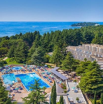 Badeurlaub in Porec - Istrien 27. Juni bis 4. Juli 2021