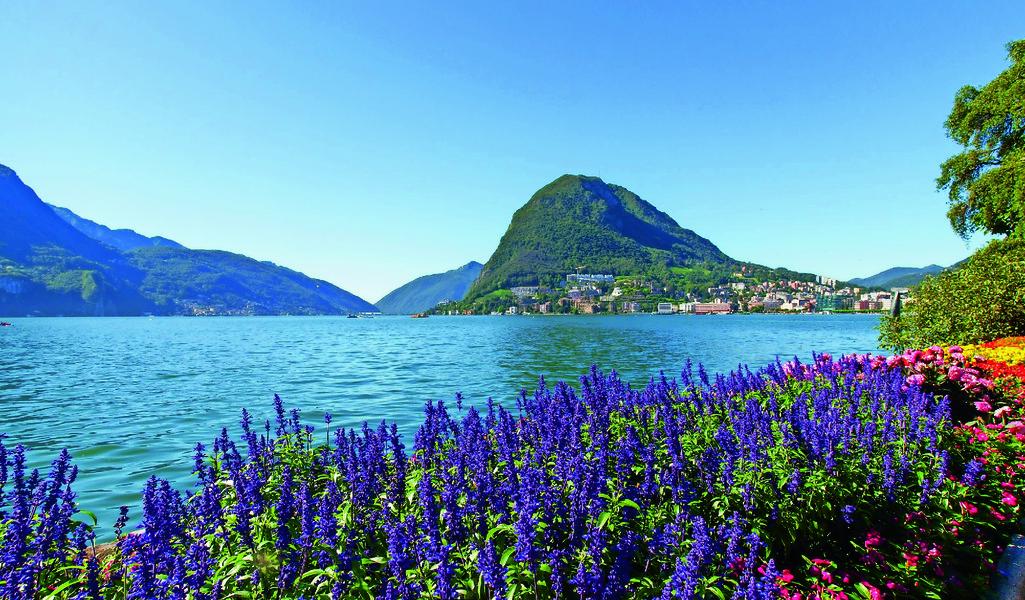 Über die Alpen von Davos an den Lago Maggiore