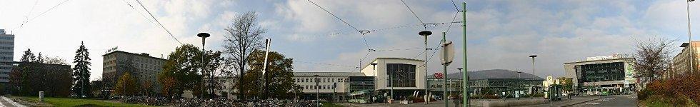 Graz - Bahnhof