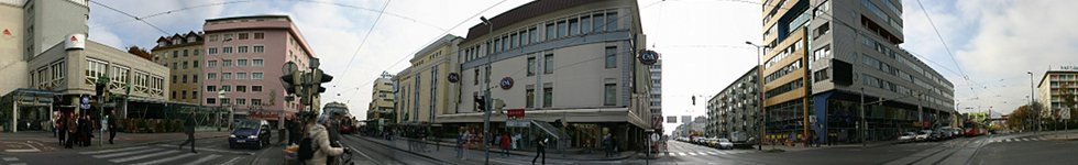 Graz - Bahnhofgürtel