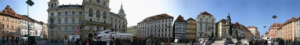 Graz - Hauptplatz