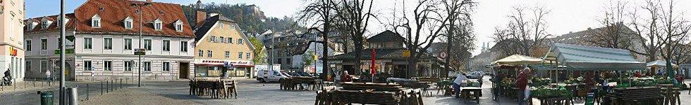 Graz - Lendplatz