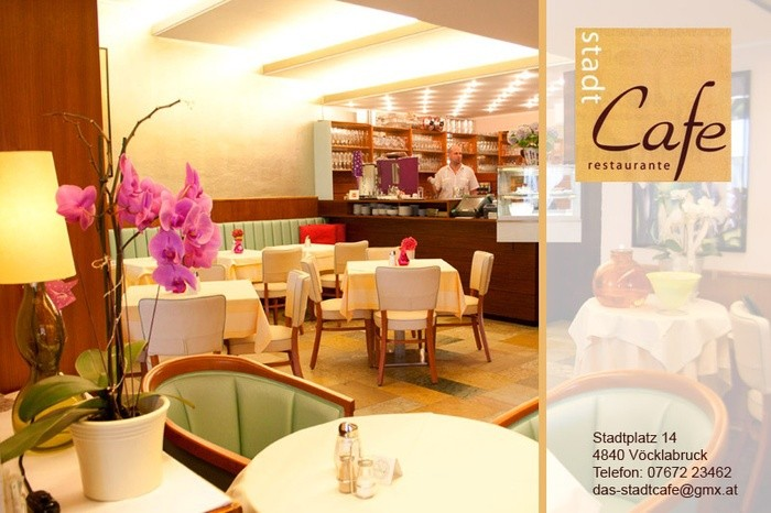 Start Stadtcafe Restaurant