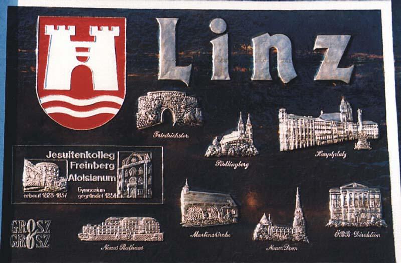Stadtausstellung Linz (Kupfer)