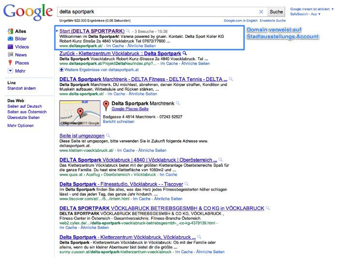 google deltasport