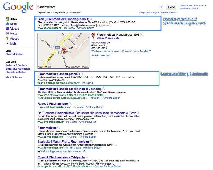 google fischmeister