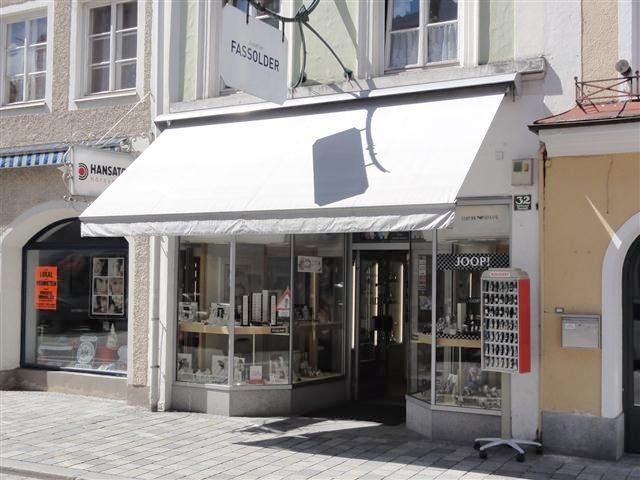 Geschäft FASSOLDER, Braunau, Salzburger Vorstadt