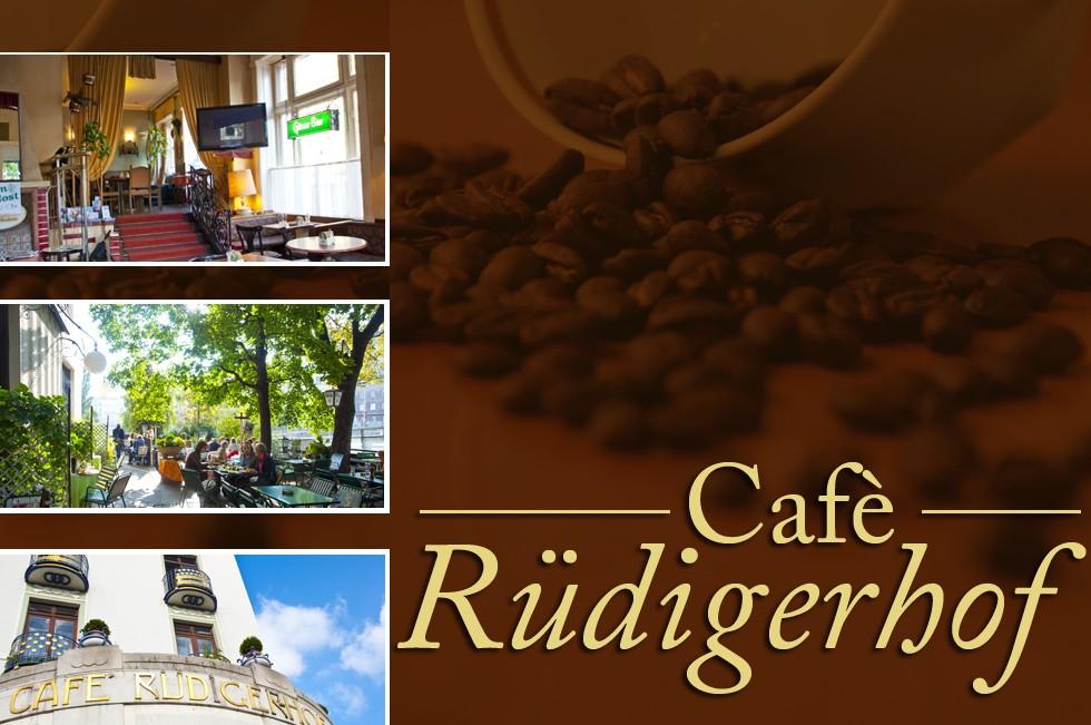 Start Garten Cafe Restaurant Rüdigerhof