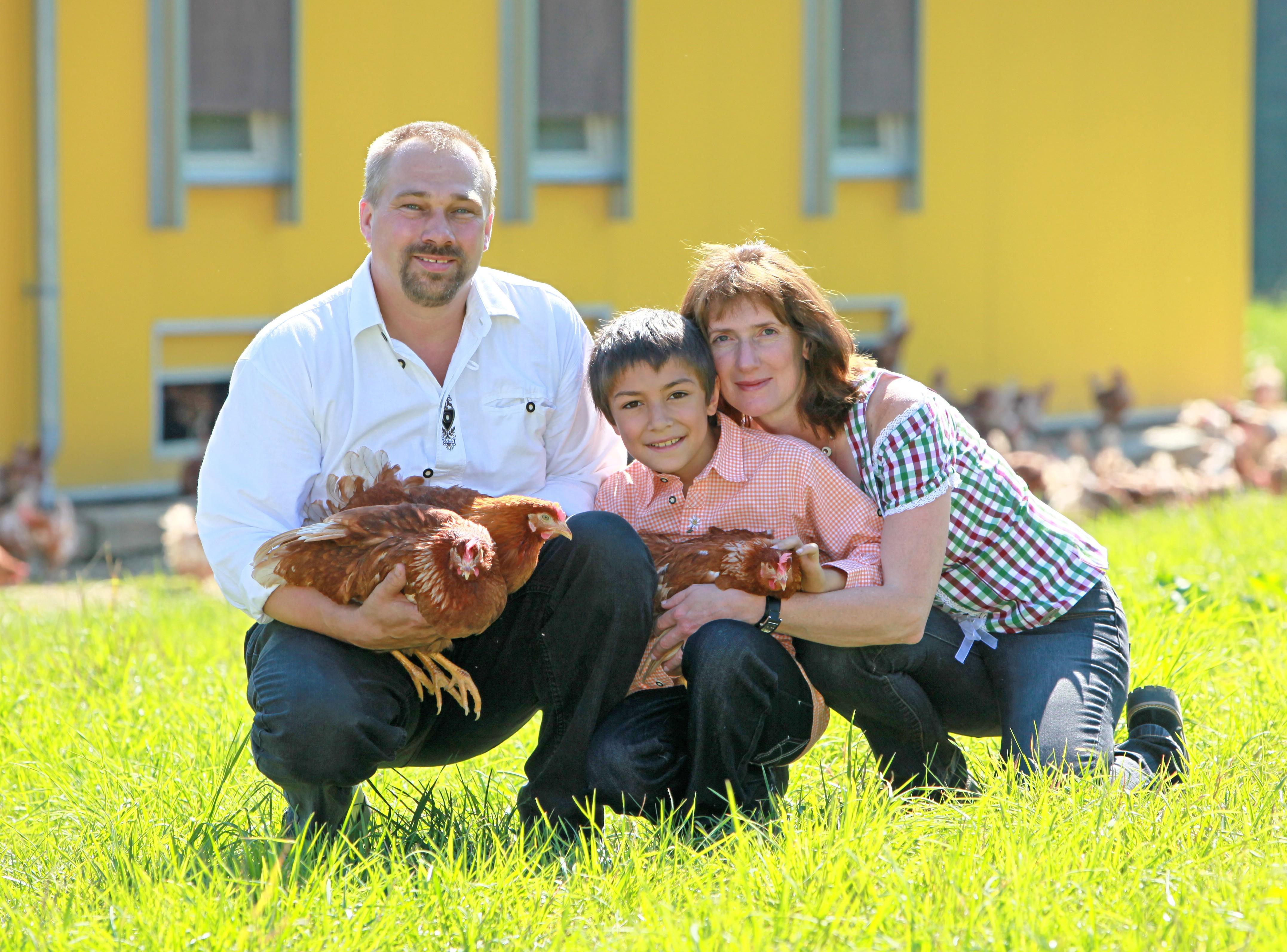 Landwirtschaft Fam. Schedlberger Foto2