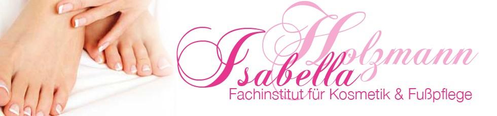 isabella fußpflege banner