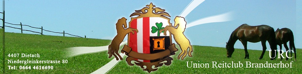 reitclub union banner
