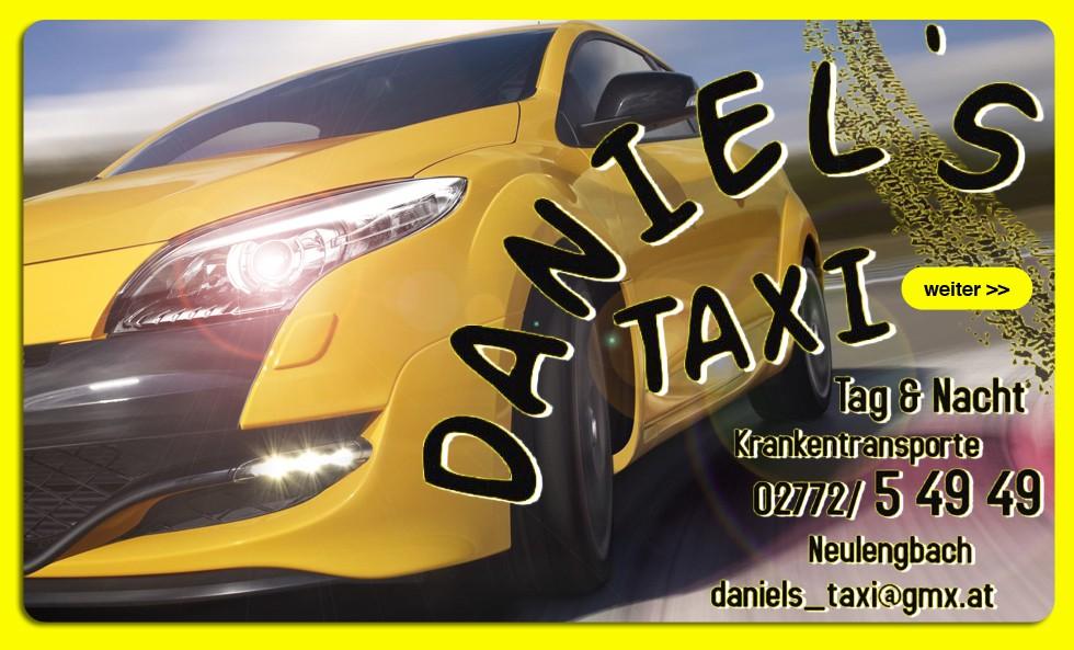 daniel´s taxi