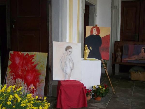 Galerie im Schloss Neuwartenburg 26.05.2013 036