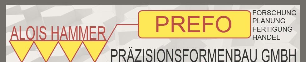 prefo praezisionsformenbau Banner