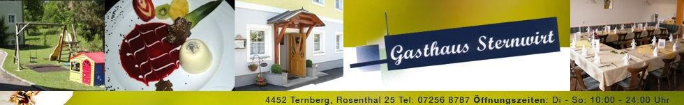 gasthaus sternwirt banner