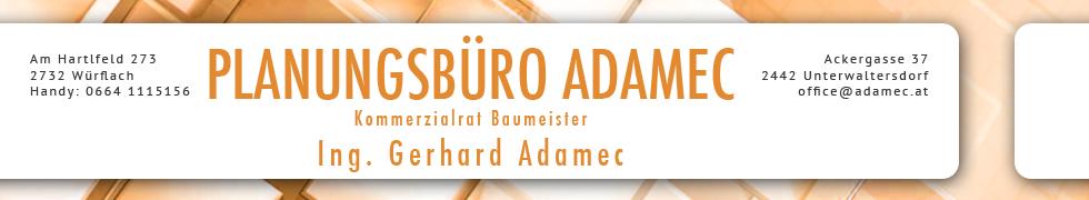 Planungsbuero Adamec Banner