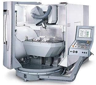 Fraesmaschine dmu60t of itnc rgb klein