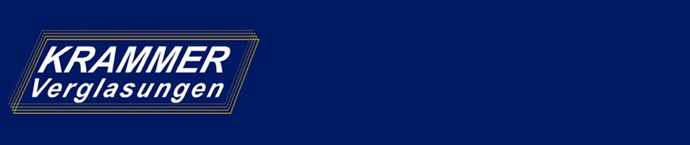 Krammer Verglasungen Banner