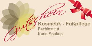 Karin Soukup Gutschein