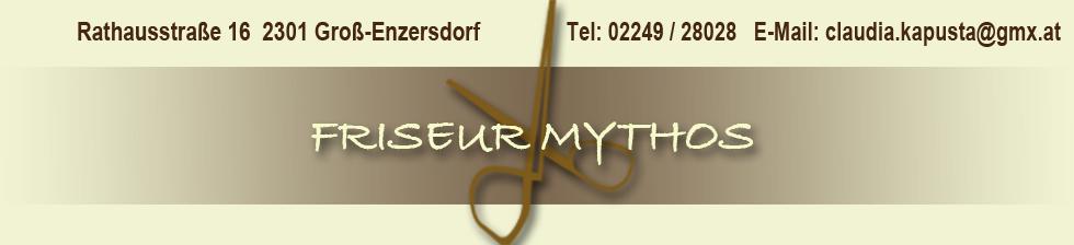 Friseur Mythos Banner