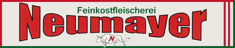fleischerei neumayer Banner