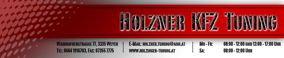 holzner banner