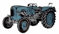 Warchalowski Traktor 200x117