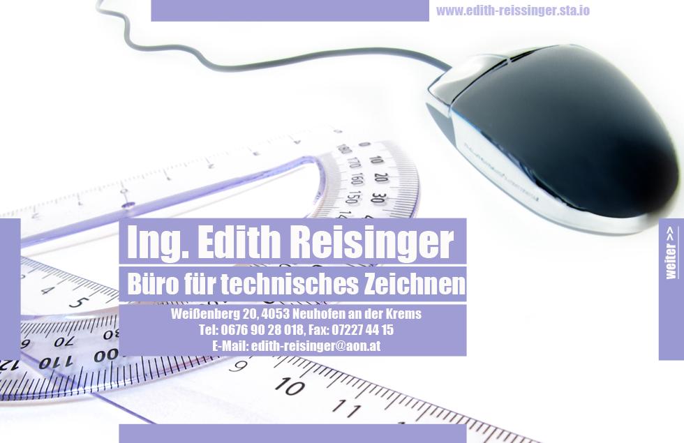 Start Ing Edith Reisinger Buro Fur Techn Zeichnen