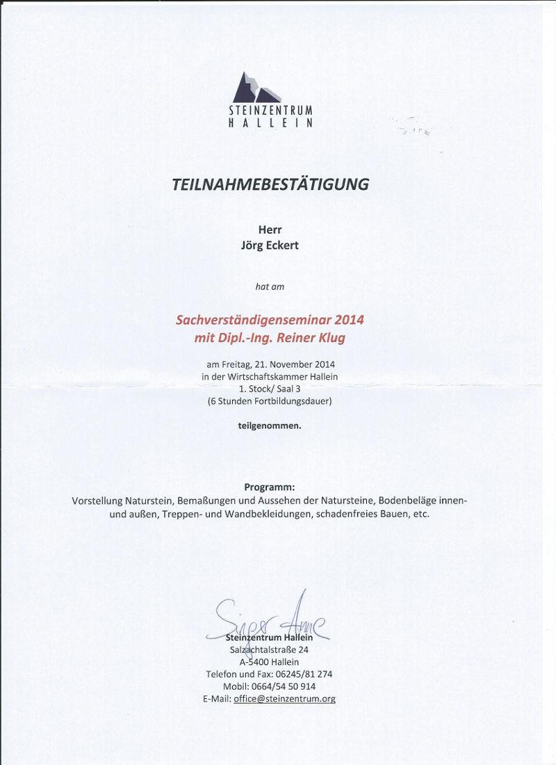 zertificat