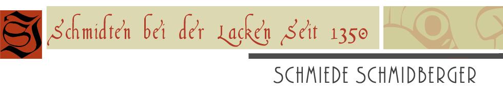 schmidberger banner